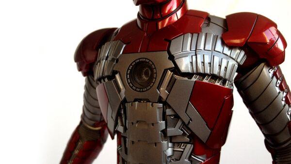 Traje de Iron man - Sputnik Mundo