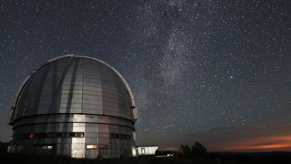 Paisajes cósmicos que quitan el aliento - Sputnik Mundo