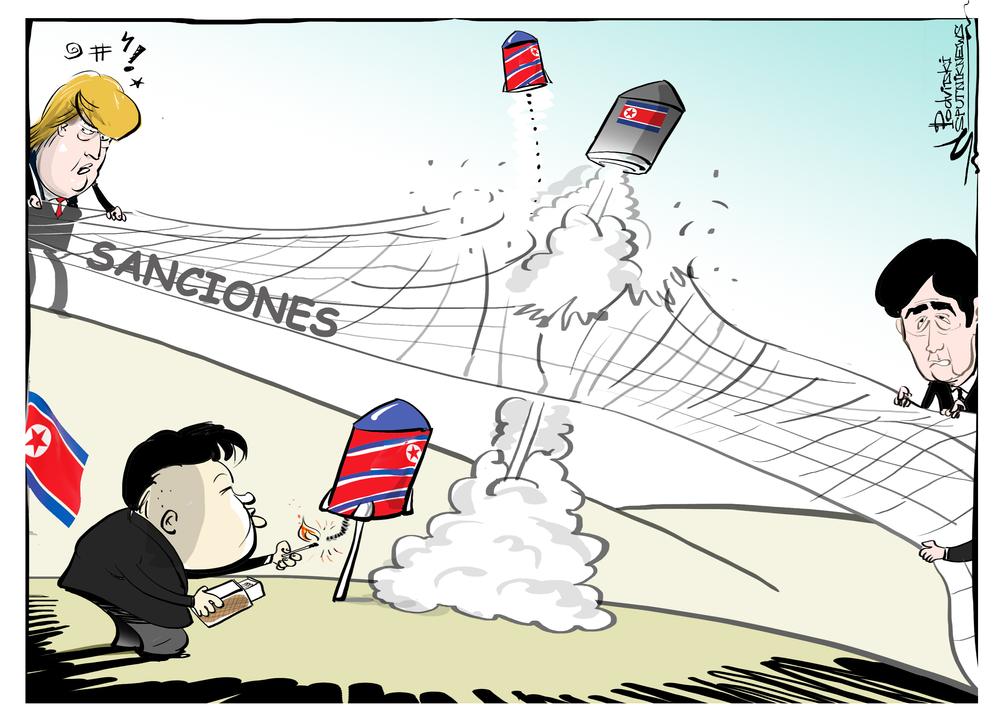 ¡Nos da igual! Corea del Norte hace caso omiso de las sanciones