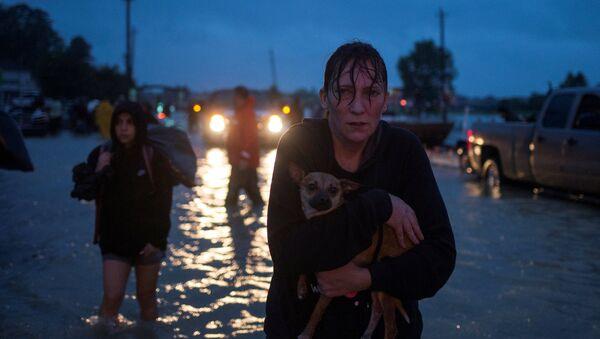 Inundación en Texas - Sputnik Mundo