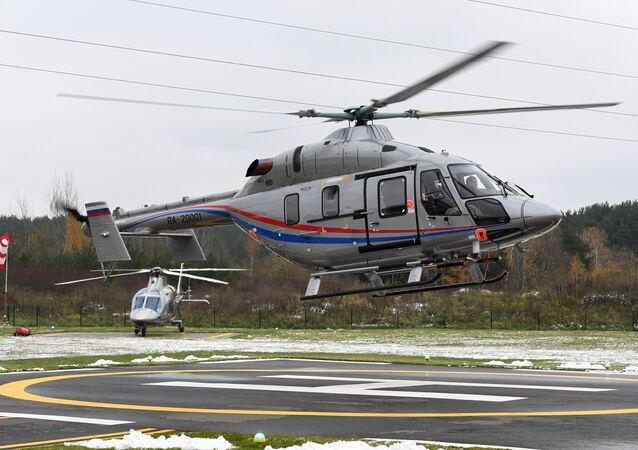 Helicóptero Ansat
