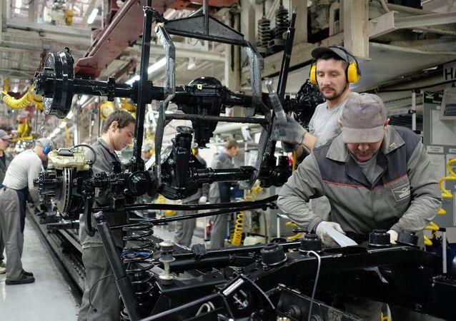 La Fábrica de Automóviles de Uliánovsk