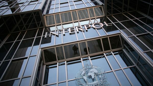 Interpol-Hauptquartier in Lyon - Sputnik Mundo