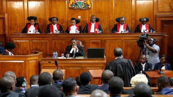 Corte Suprema de Kenia - Sputnik Mundo