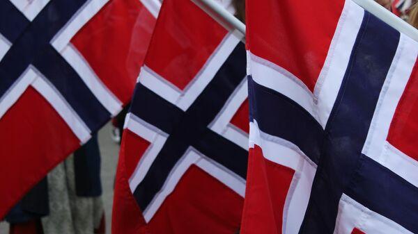 Bandera de Noruega - Sputnik Mundo