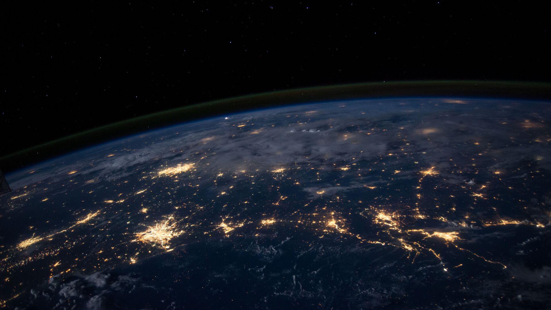 La Tierra vista desde el espacio (imagen referencial) - Sputnik Mundo, 1920, 12.04.2021