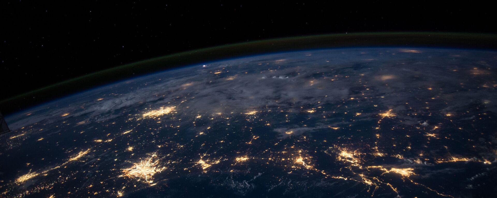 La Tierra vista desde el espacio (imagen referencial) - Sputnik Mundo, 1920, 17.11.2020