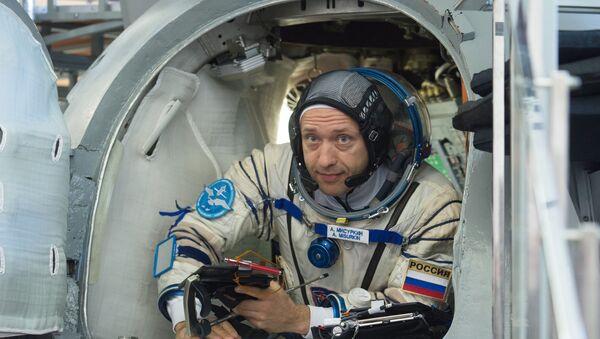 Alexandr Misurkin, cosmonauta ruso (archivo) - Sputnik Mundo