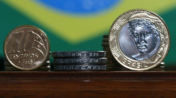 Real brasileño - Sputnik Mundo