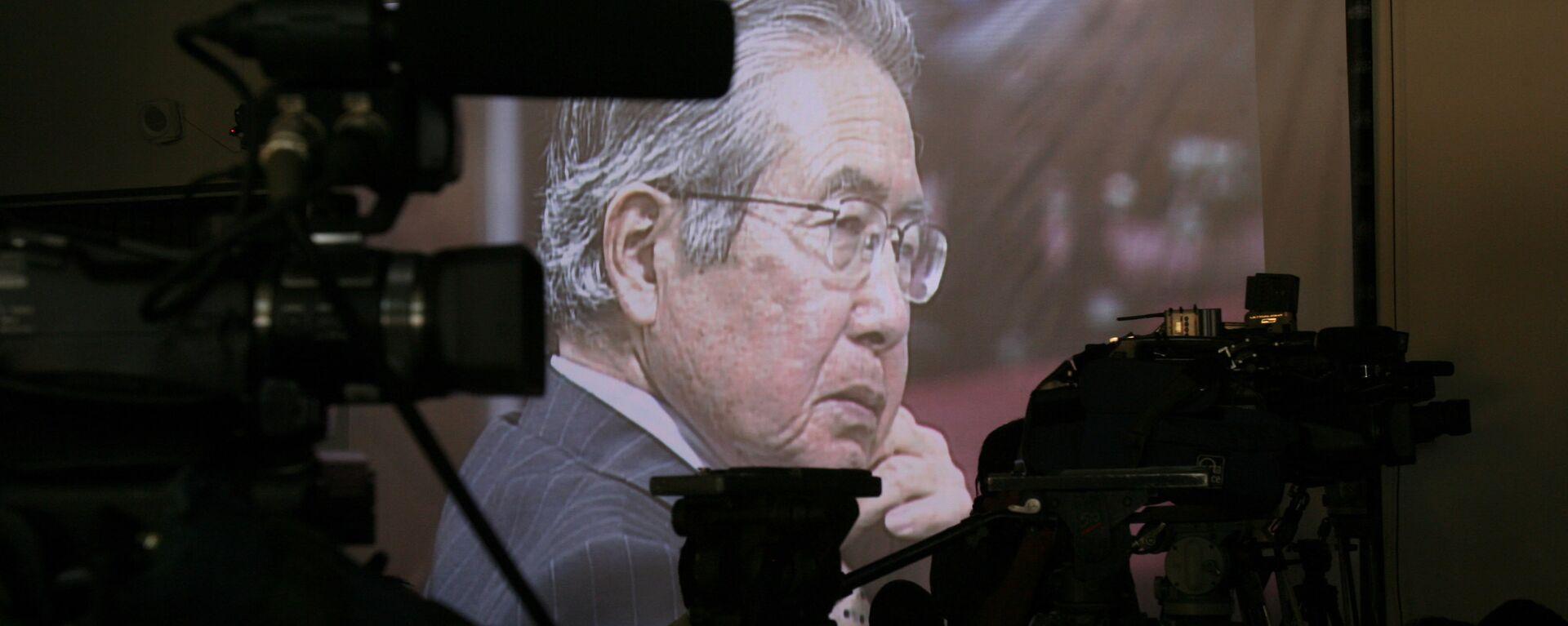 Alberto Fujimori, expresidente de Perú - Sputnik Mundo, 1920, 05.03.2021