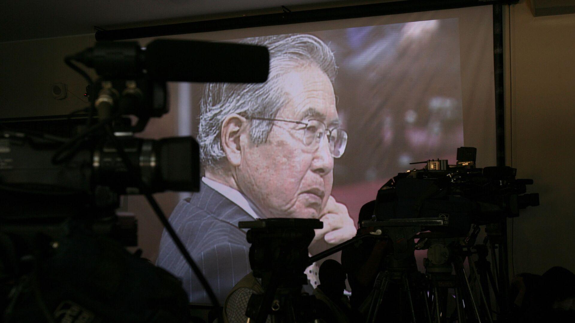 Alberto Fujimori, expresidente de Perú - Sputnik Mundo, 1920, 02.03.2021