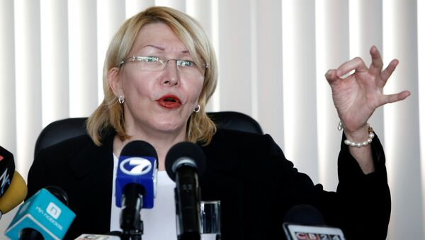 Luisa Ortega, exfiscal venezolana - Sputnik Mundo