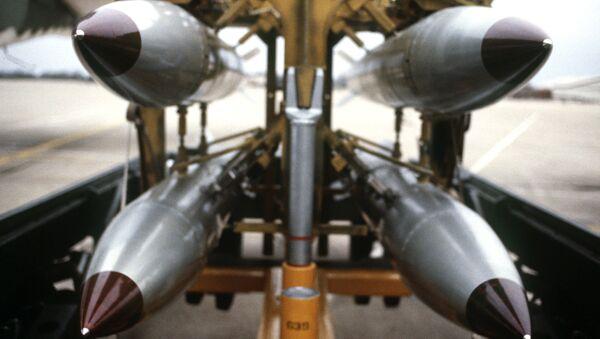 B61, la bomba nuclear más longeva de EEUU - Sputnik Mundo