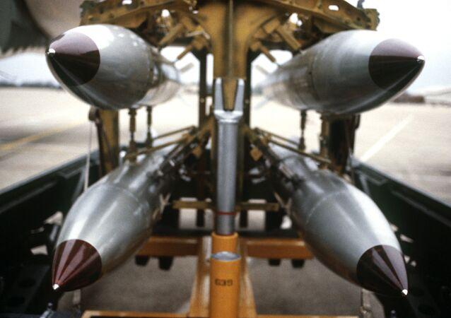 B61, la bomba nuclear más longeva de EEUU