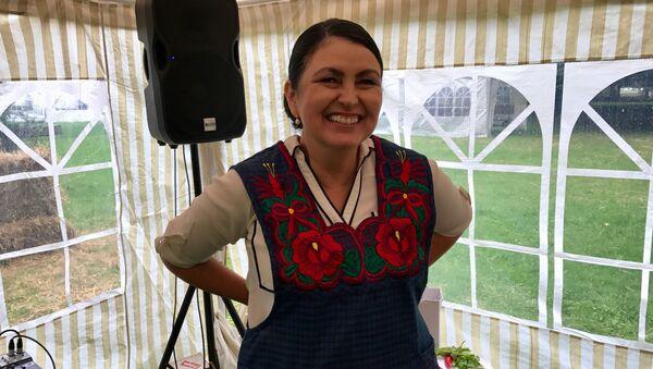 Marisa Ramos Abascal, investigadora gastronómica en la Universidad de Anáhuac - Sputnik Mundo
