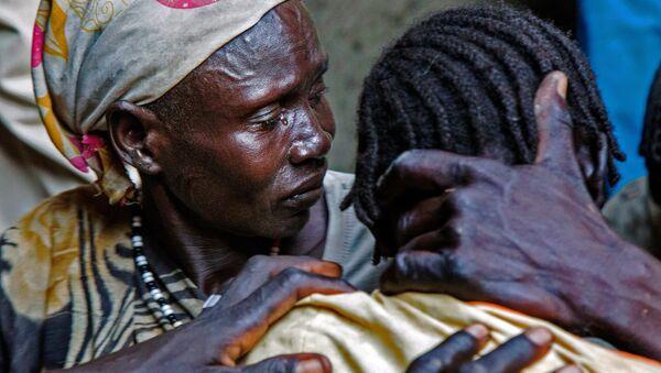 Personas infectadas con malaria - Sputnik Mundo