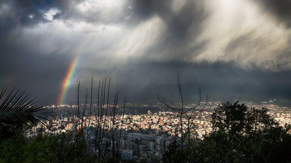 Santiago, capital de Chile (imagen referencial) - Sputnik Mundo