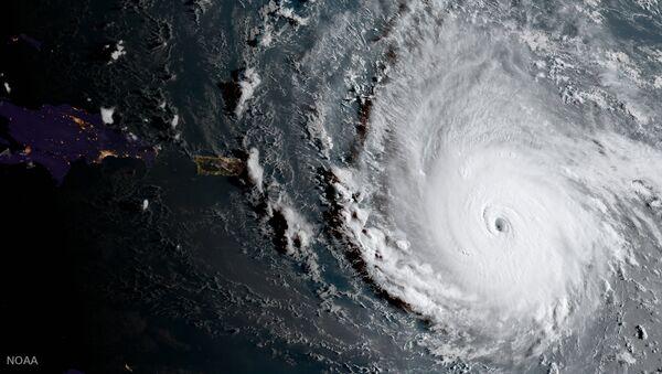 El huracán - Sputnik Mundo