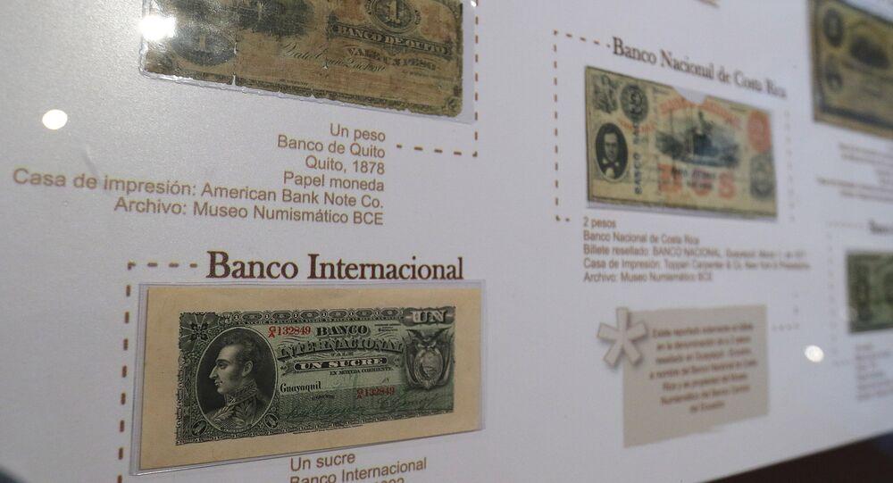Museo Numismático del Banco Central del Ecuador