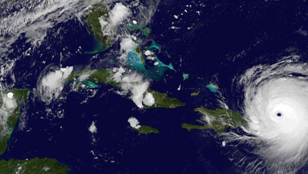 Huracán Irma - Sputnik Mundo