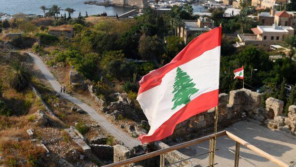 Bandera de Líbano - Sputnik Mundo