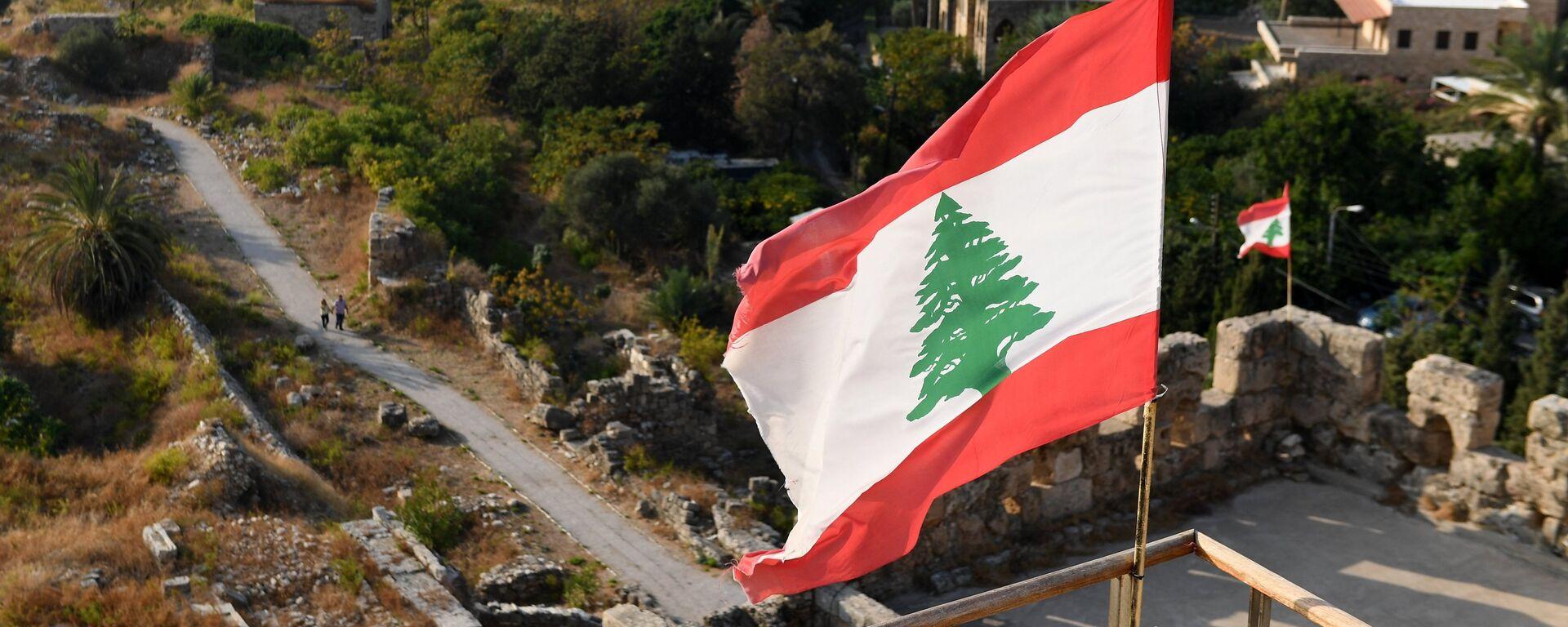 Bandera de Líbano - Sputnik Mundo, 1920, 16.07.2021