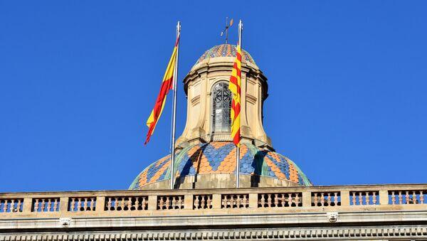 Palacio de la Generalit - Sputnik Mundo