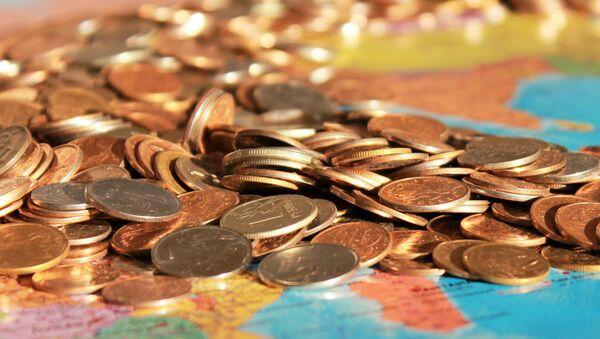 Rublos (moneda de Rusia) - Sputnik Mundo