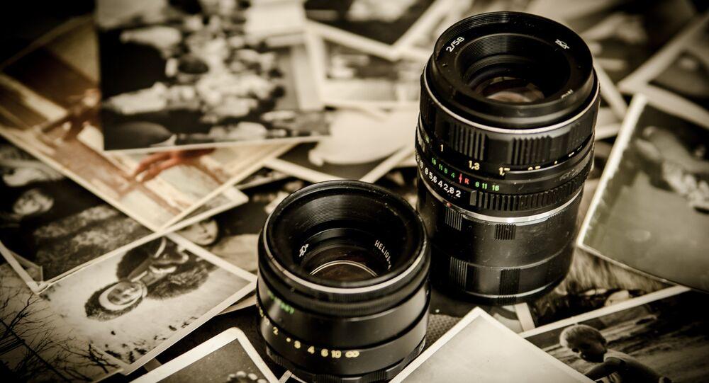 Cámara fotográfica (archivo)