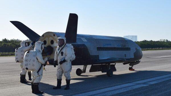 Boeing X-37 - Sputnik Mundo