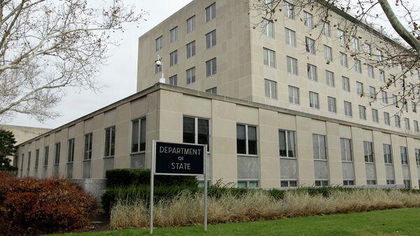 Departamento de Estado de EEUU - Sputnik Mundo