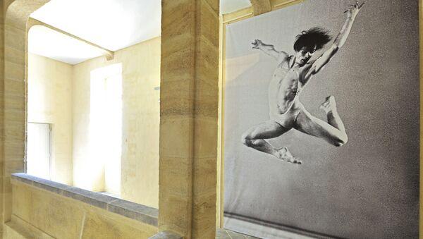 Un retrato de Rudolf Nureyev, bailarín ruso - Sputnik Mundo