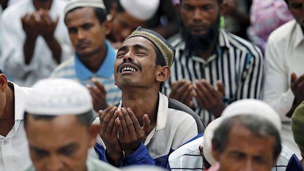 Movimiento 969: ¿el terror budista de Birmania? - Sputnik Mundo