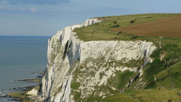 Los acantilados de Dover - Sputnik Mundo