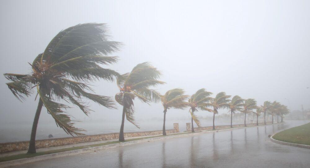 Huracán Irma se acerca a Cuba