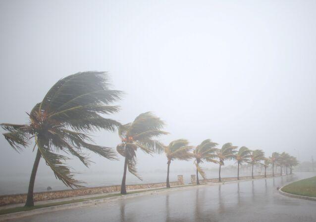 Tormenta tropical en Cuba (Archivo)
