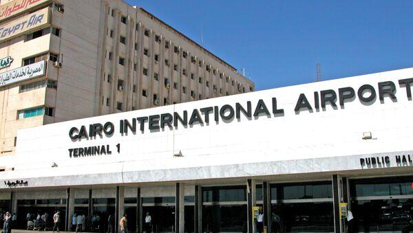 El aeropuerto del Cairo, Egipto (archivo) - Sputnik Mundo