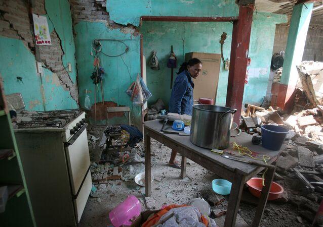 Consecuencias del terremoto del 7 de septiembre en México