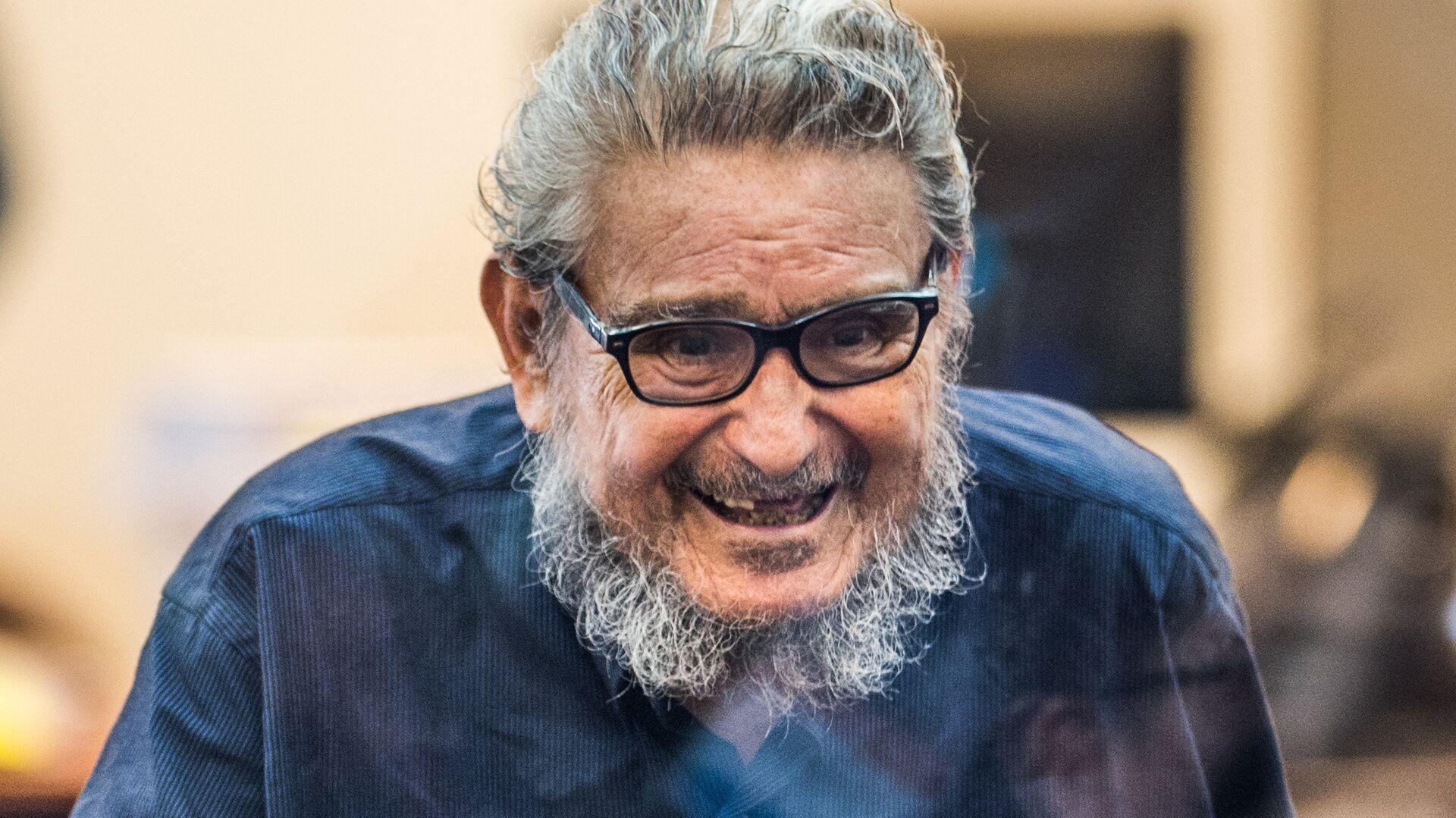 Abimael Guzmán, líder del grupo armado Sendero Luminoso de Perú (archivo) - Sputnik Mundo, 1920, 21.07.2021