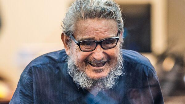 Abimael Guzmán, líder del grupo armado Sendero Luminoso de Perú (archivo) - Sputnik Mundo