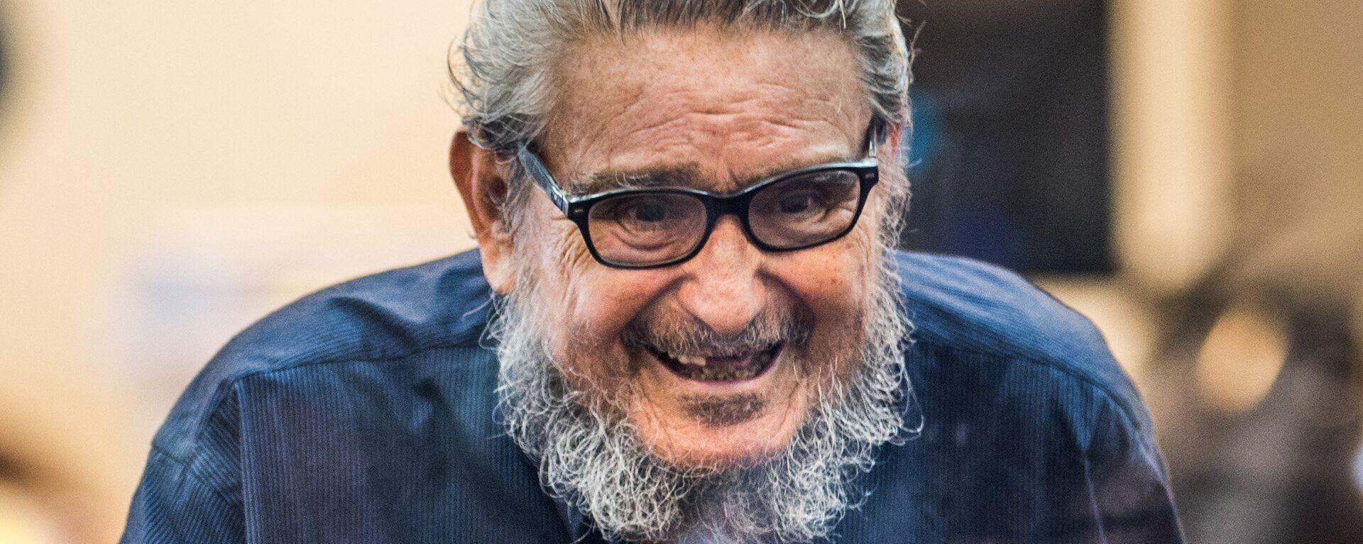 Abimael Guzmán, líder del grupo armado Sendero Luminoso de Perú (archivo) - Sputnik Mundo, 1920, 25.05.2021