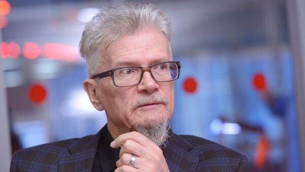 Eduard Limónov, escritor y político ruso - Sputnik Mundo