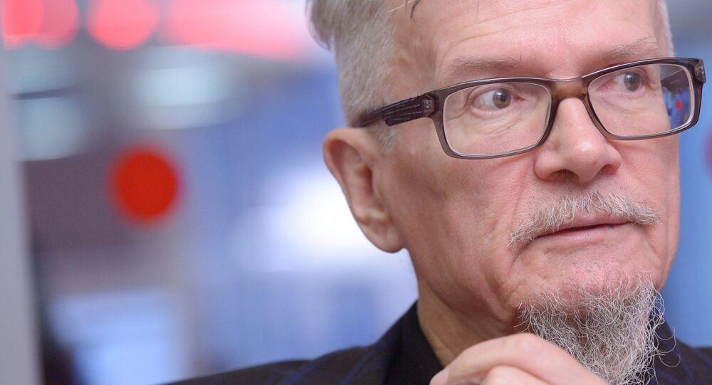 Eduard Limónov, escritor y político ruso