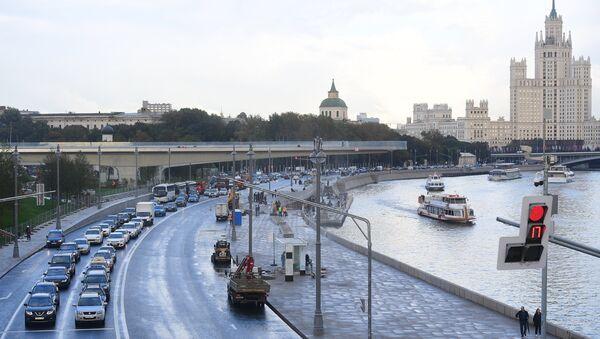 Moscú, la capital de Rusia (imagen referencial) - Sputnik Mundo