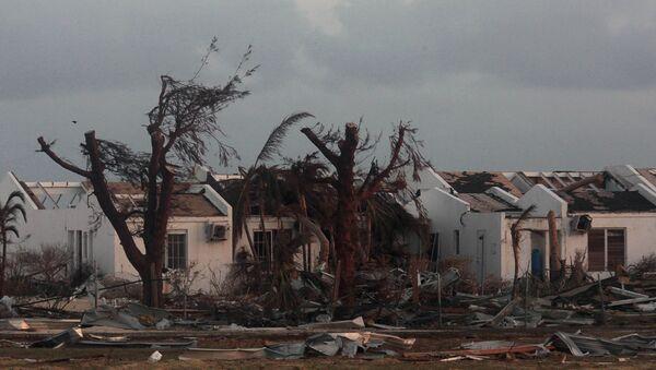 Consecuencias del huracán Irma - Sputnik Mundo