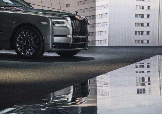 Un Rolls-Royce Phantom, foto archivo