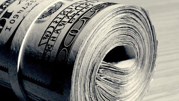 Doláres estadounidenses - Sputnik Mundo