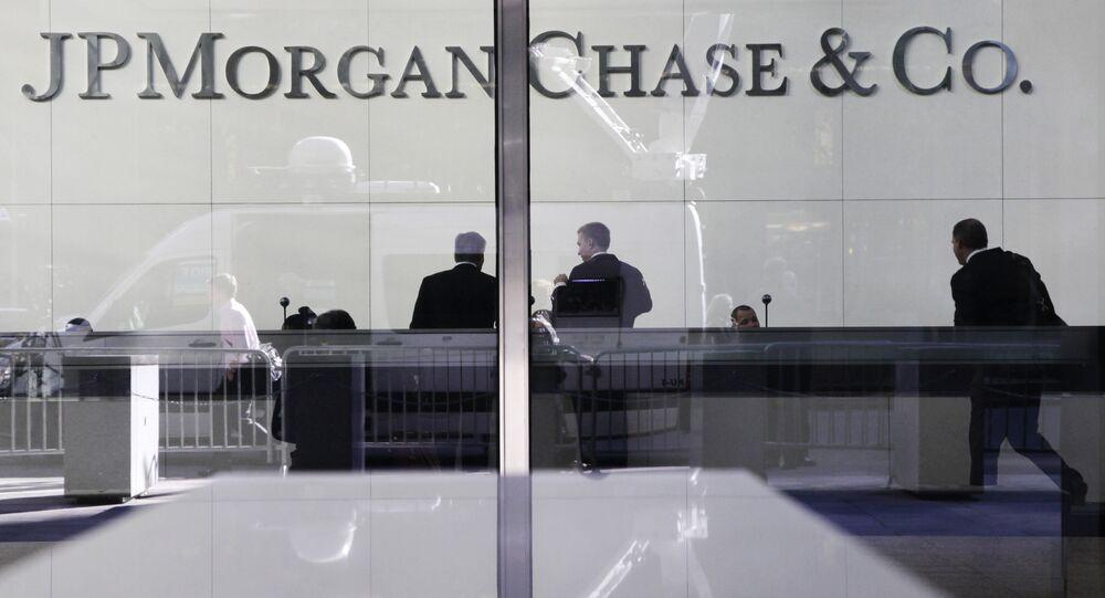 Sede de JPMorgan Chase en Nueva York