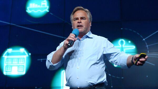 Evgueni Kaspersky, CEO y cofundador de Kaspersky Lab - Sputnik Mundo