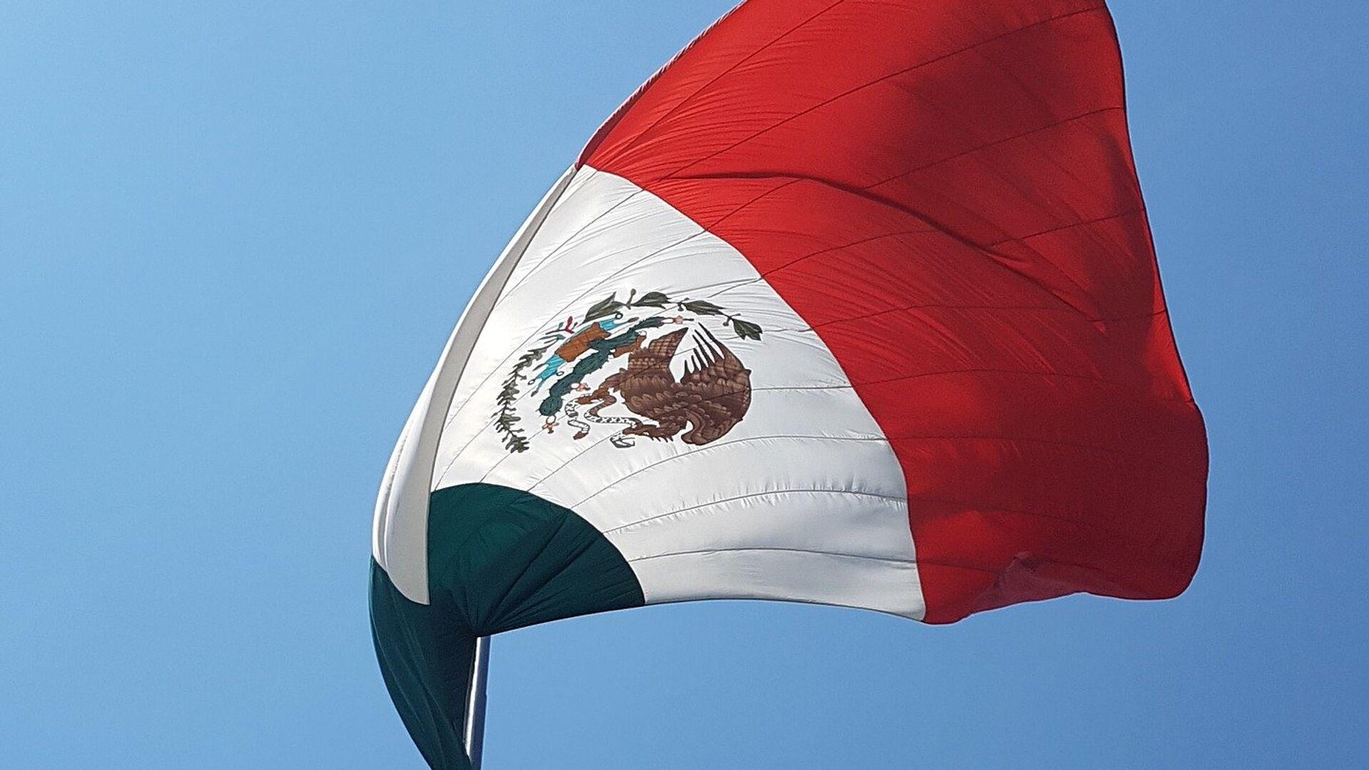 Bandera de México - Sputnik Mundo, 1920, 16.07.2021